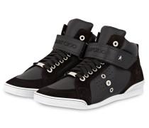 Hightop-Sneaker LEWIS - schwarz
