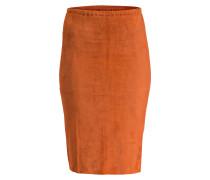 Lederrock GILDA - orange