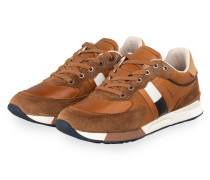 Sneaker EGAN - BRAUN