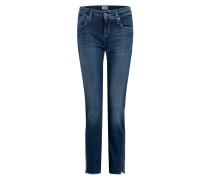 7/8-Jeans TESS mit Schmucksteinbesatz