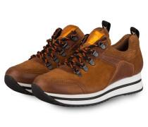 Plateau-Sneaker - COGNAC