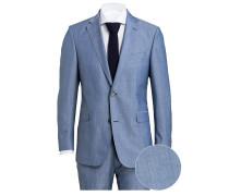 Anzug Comfort-Fit - hellblau