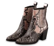 Cowboy Boots GENIVA - GRAU/ SCHWARZ/ BEIGE