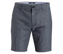 Shorts - blau/ grau