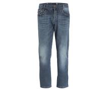 Jeans Modern-Fit - blau