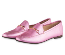 Loafer - pink metallic