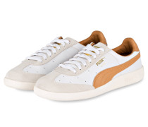 Sneaker MADRID - weiss/ creme