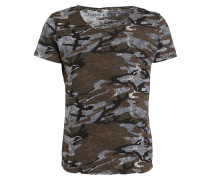 T-Shirt CELEBRATE - grau
