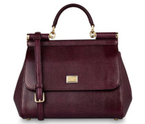 Handtasche MISS SICILY MEDIUM - bordeaux