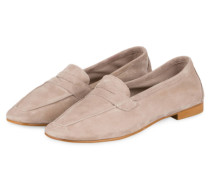 Penny-Loafer - taupe
