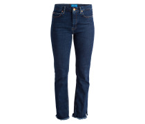 Cropped-Jeans DAILY - erl earl blue