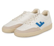 Sneaker RETRO 90'S - WEISS/ BLAU