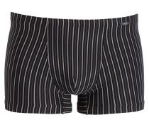 Boxershorts - schwarz/ weiss gestreift