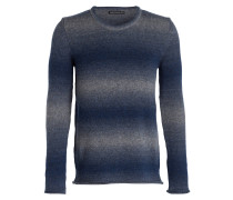 Strickpullover HEATH - blau