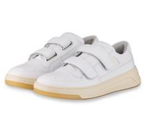 Plateau-Sneaker STEFFEY - WEISS