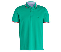 Piqué-Poloshirt Regular-Fit - grün