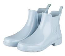 Gummi-Boots - himmelblau