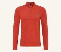 Jersey-Poloshirt PASSERBY Slim Fit
