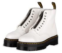 Plateau-Boots SINCLAIR - WEISS