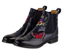 Chelsea-Boots AMELIE - dunkelblau