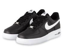 Sneaker AIR FORCE 1`07 - SCHWARZ/ WEISS