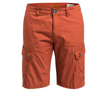 Cargo-Shorts HOUSTON - terrakotta