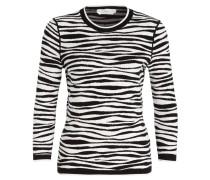 Pullover FATIMA - schwarz/ weiss