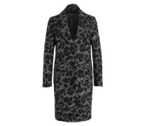 Mantel CAMROSE - grau/ schwarz