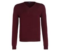 Schurwoll-Pullover DAMIEN