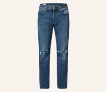 Destroyed Jeans 501 Regular Fit