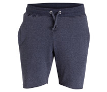 Sweatshorts - blau