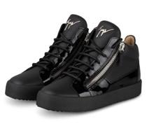 Hightop-Sneaker KRISS - SCHWARZ