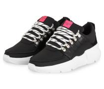 Plateau-Sneaker LUCY ROYAL - SCHWARZ