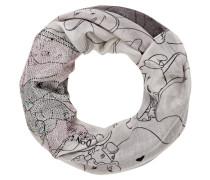 Loop-Schal - hellgrau