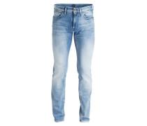 Jeans ORANGE24 Regular-Fit - hellblau