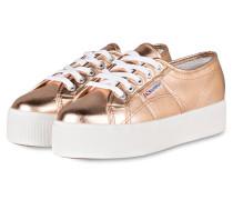Plateau-Sneaker 2790-COTMETW - kupfer