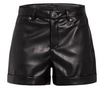 Shorts SIDNEY in Lederoptik