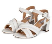 Sandaletten KEANA - WEISS
