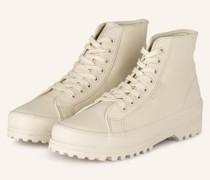 Hightop-Sneaker 2341 ALPINA NAPPA - CREME