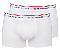3er-Pack Boxershorts - weiss