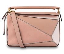 Handtasche PUZZLE - blush