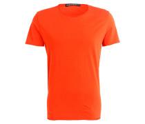 T-Shirt KENDRICK - orangerot