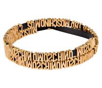 Armband - schwarz/ gold