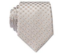 Krawatte - silber