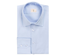 Hemd WALTER Slim-Fit - blau