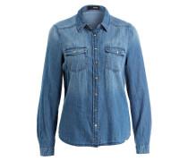 Jeansbluse CITESA - blau