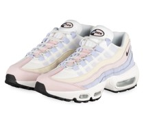 Sneaker AIR MAX 95 - WEISS/ HELLLILA/ ROSA