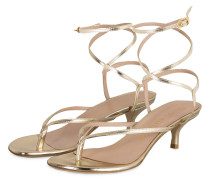 Sandaletten JIMENA - GOLD