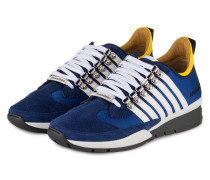 Sneaker NEW RUNNERS - blau/ weiss/ grau