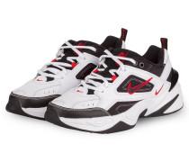Sneaker M2K TEKNO - WEISS/ ROT/ SCHWARZ